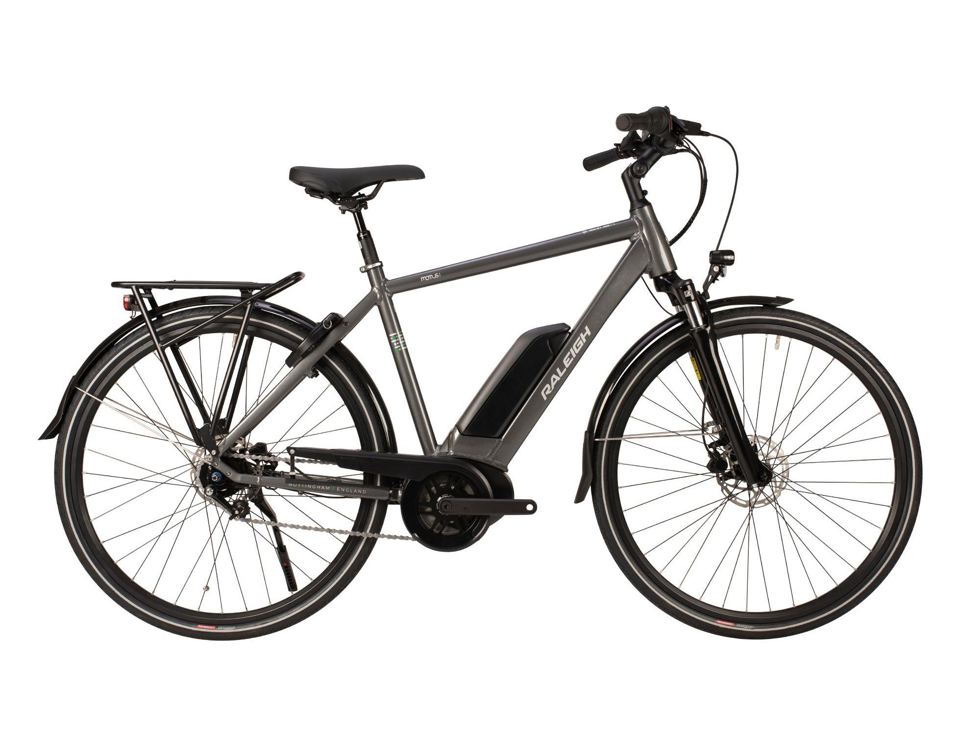 Raleigh Motus Tour electric bike