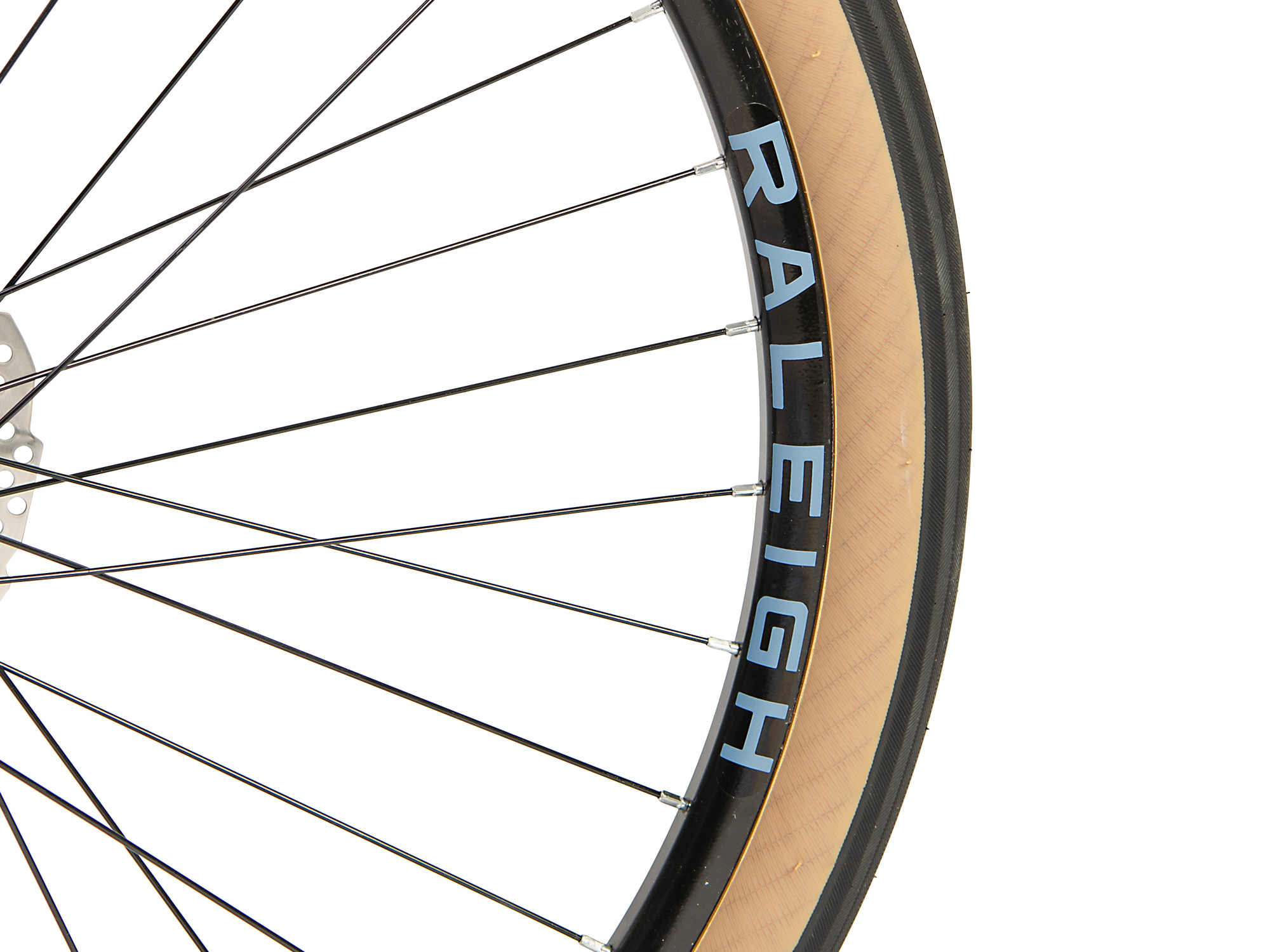 Stylish Tan Wall 650B Tyres