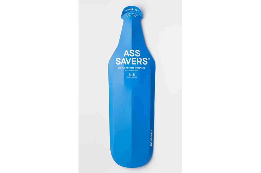 Ass Savers Blue