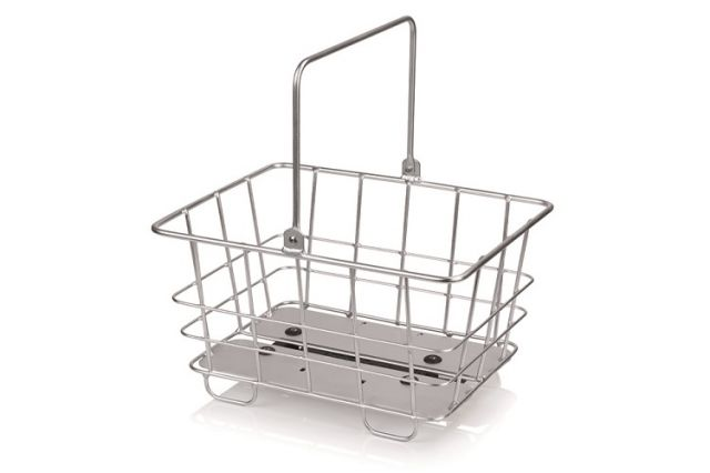 XLC Aluminium Rear Basket