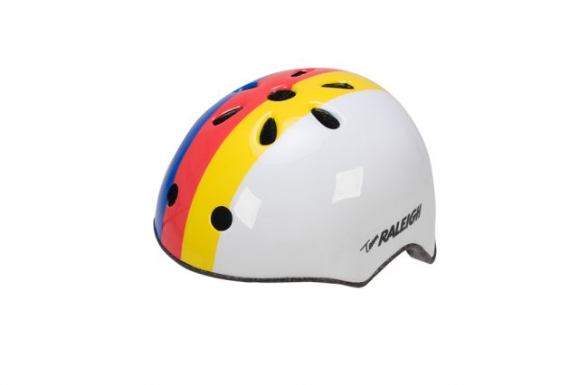 Raleigh Team Burner Kids Bike Helmet