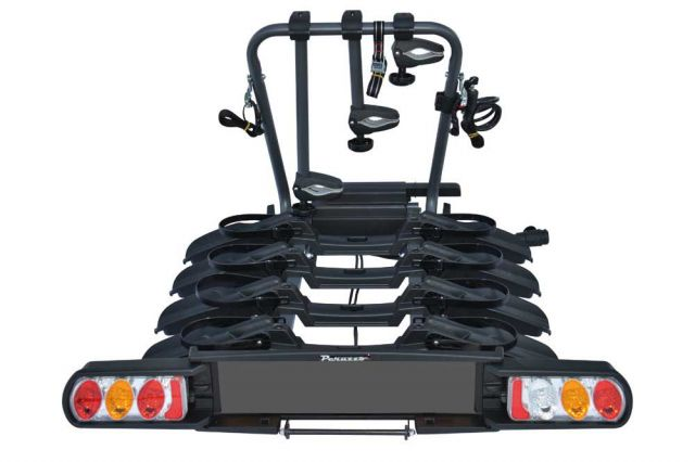 Peruzzo Pure Instinct 4-Bike Towbar Carrier