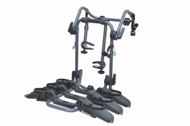 Peruzzo Pure Instinct 3-Bike Rear Car Rack