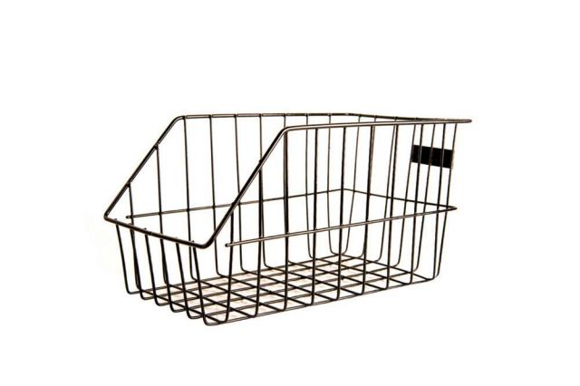 Adie Metal Wire Rear Bike Basket