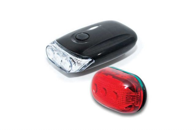 RX 9 bike light set