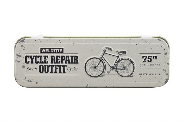 Weldtite Vintage Puncture Repair Kit