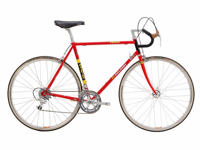 TI-Raleigh Anniversary Edition Bicycle