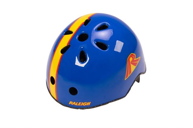 Raleigh Mag Burner Kids Bike Helmet