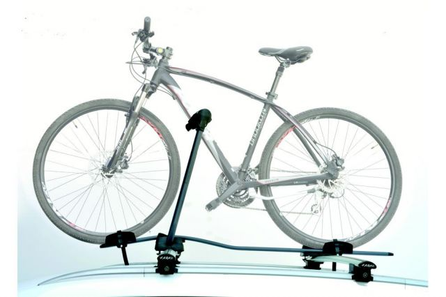 Peruzzo Pure Instinct Car Roof Bar Bike Carrier