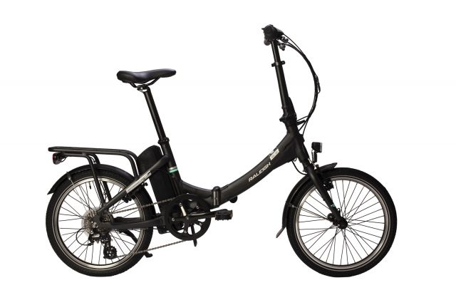 Raleigh Stow-E-way folding electric bike