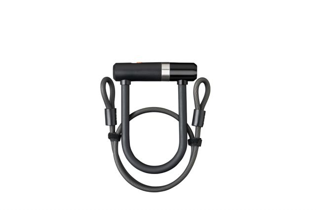 AXA Newton U Mini Bike Lock & Cable