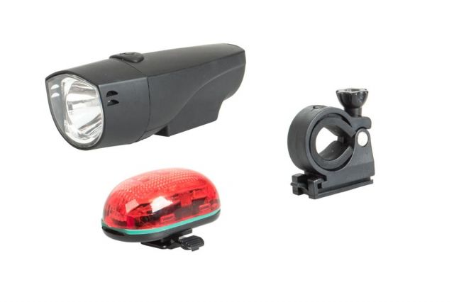 RX 7 bike light set