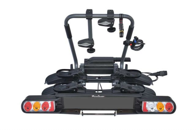 Peruzzo Pure Instinct 2-Bike Towbar Carrier