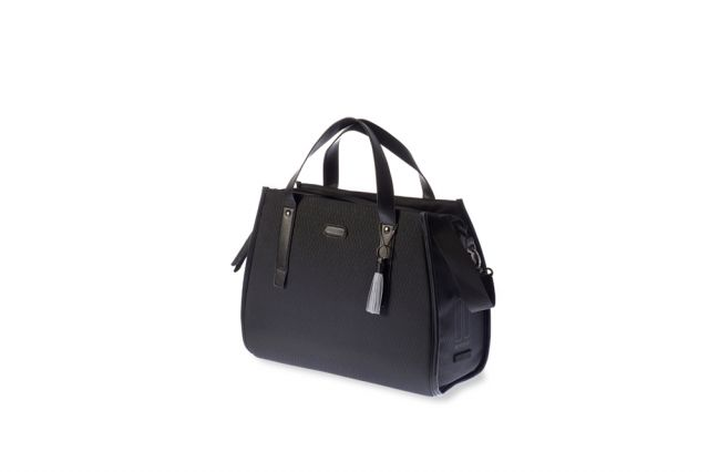 Basil Noir Business Cycling Bag