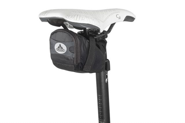 Medium race light bike saddle bag