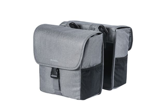 Basil GO Double Pannier Bag